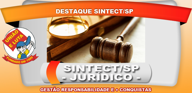 destaque_juridico SINTECT-SP