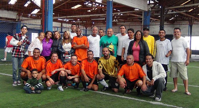 Festival de futebol society zona centro 2014