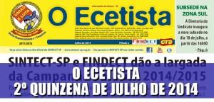 Destaque_O Eetista - 2 quinzena de julho de 2014