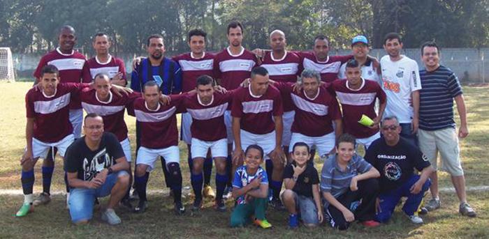 CEE Vila Nova Cachoeirinha - 4º lugar no campeonato