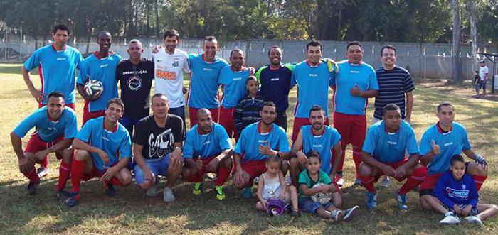 CDD Taboão - 3º lugar no campeonato