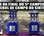 Destaque_fotos da final do 5 campeonato de futebol de campo do sintect-sp - 03-08-2014
