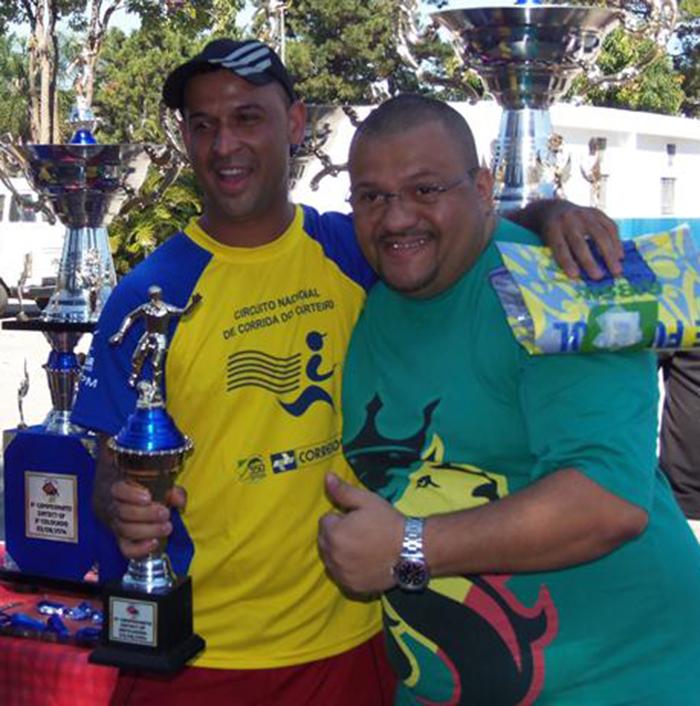 Renato Prado - Artilheiro do campeonato