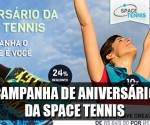 Destaque_campanha de aniversario da Space Tennis