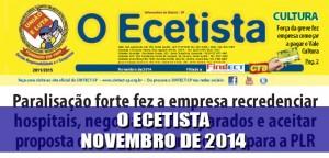 Destaque_O Ecetista - novembro de 2014