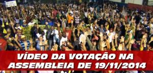 destaque_video da votacao na assembleia do dia 19-11-2014