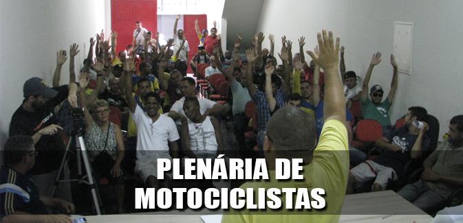Destaque_Sintect_plenaria_de_motociclistas