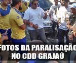 Destaque_Fotos da paralisacao no CDD Grajau_2015