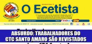 Destaque_O Ecetista especial CTC Santo Amaro - 02-2015
