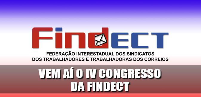 Destaque_IV Congresso da Findect - 2015