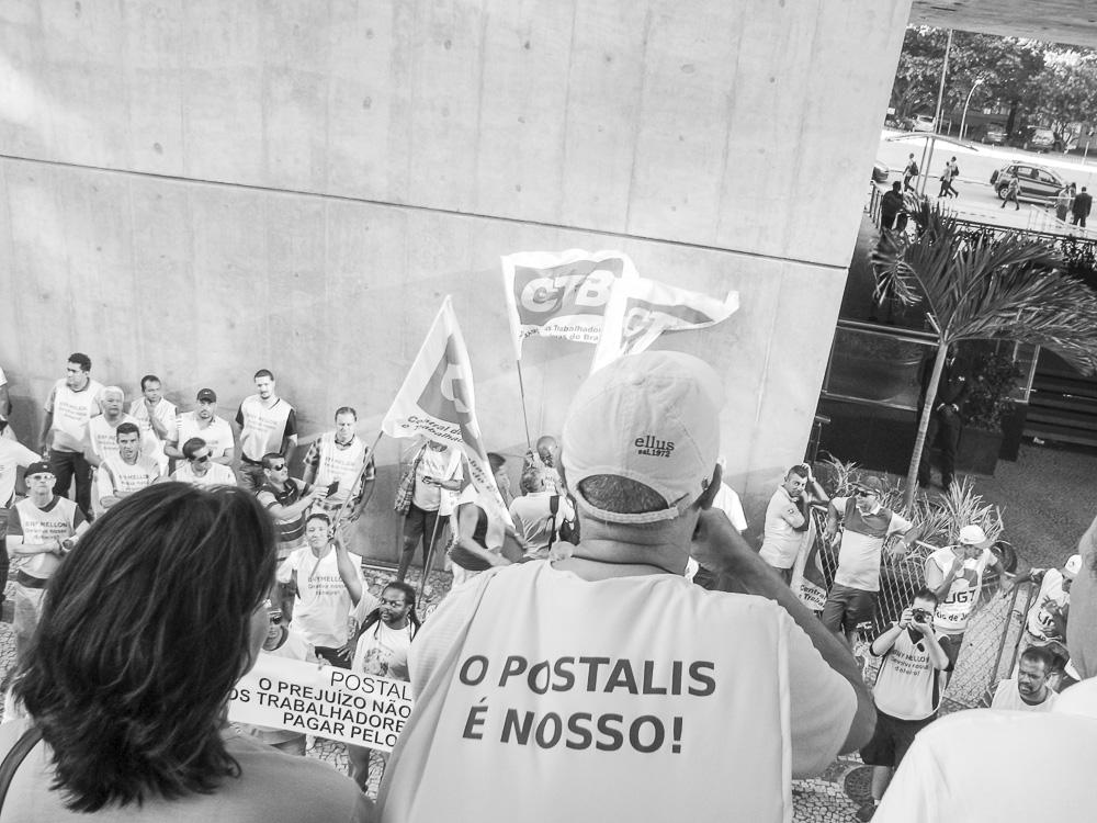 Sintect Sp E Findect Fazem Atos No Rio De Janeiro Para
